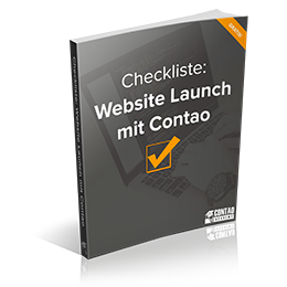 Checkliste - Website Launch mit Contao